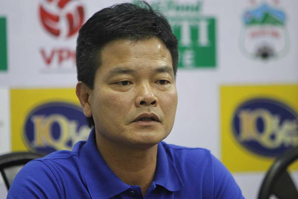 Nam Định thắng lớn, HLV Nguyễn Văn Sỹ ví von đội nhà với U23 Việt Nam