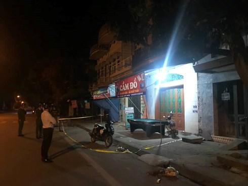 Nam Định: Đâm chết người rồi đưa vào bệnh viện cấp cứu