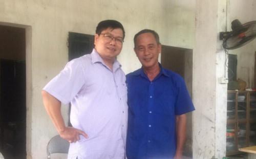 Lay động câu chuyện về người bảo vệ điểm thi THPT Giao Thủy, Nam Định