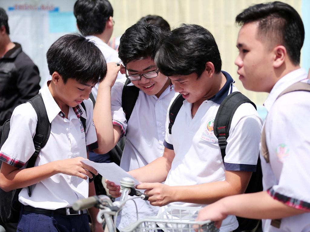Điểm chuẩn lớp 10 ở Nam Định năm 2019