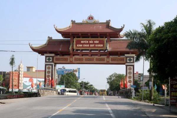 Hải Hậu – Nam Định: Thiếu minh bạch, chi nhiều tỷ đồng trái luật