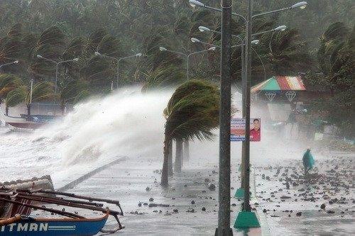 Nam Định ban hành Công điện khẩn về phòng, chống bão số 2