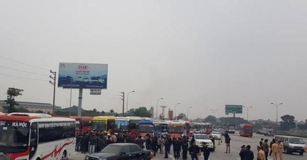 Nam Định: Vì sao huyện Giao Thủy cấm xe khách hoạt động trên địa bàn các xã?