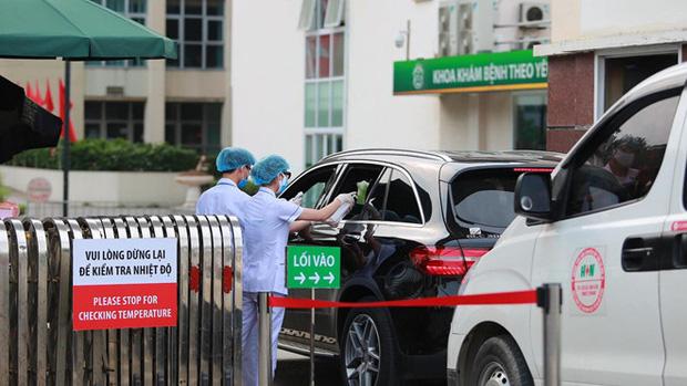 """Thêm 9 ca nhiễm mới trong đó 8 ca liên quan """"ổ dịch"""" Bạch Mai, Việt Nam ghi nhận 203 trường hợp mắc Covid-19"""