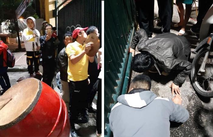 Những hình ảnh này chứng minh tình yêu bóng đá cuồng nhiệt của người Nam Định