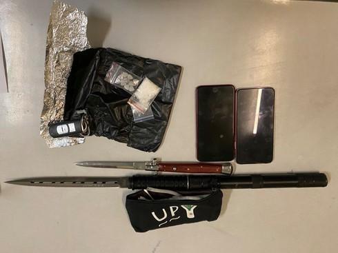 Giấu ma túy trong túi quần, bị cảnh sát phát hiện khi đang ra sân bay đi TP.HCM