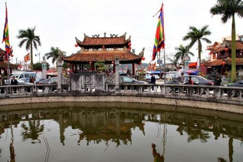 Nam Định: Dừng tổ chức lễ hội Phủ Dầy năm 2020