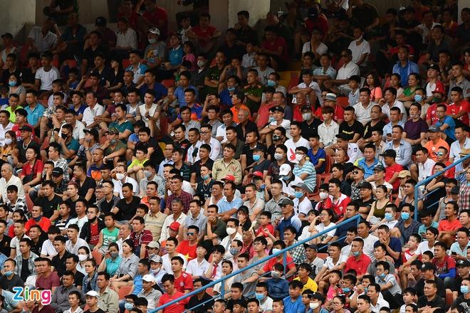 Báo châu Á ấn tượng với sự trở lại của V.League