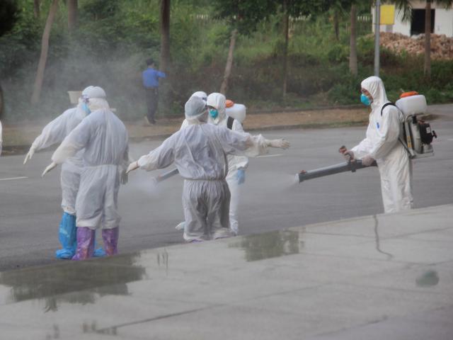 Công bố 5 ca nhiễm COVID-19 chiều nay, tất cả đều ở Quảng Nam