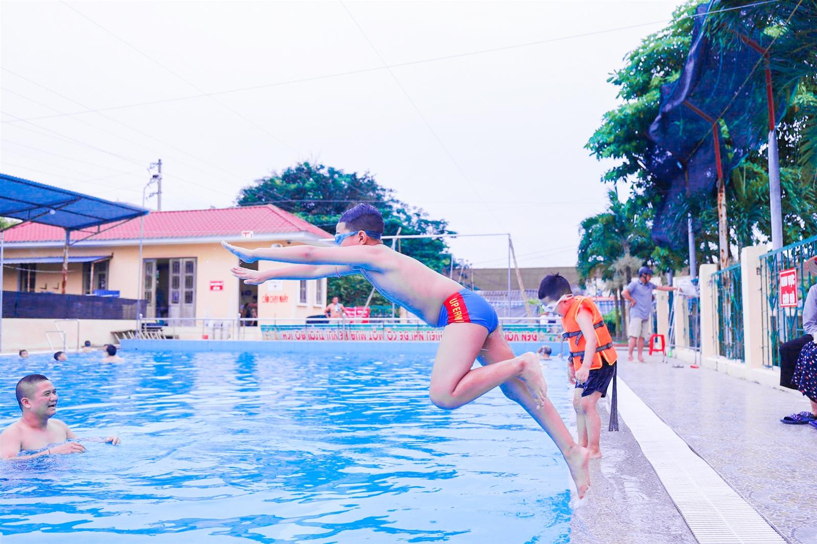 Nam Định: Nhiều hoạt động bổ ích cho trẻ em dịp nghỉ hè