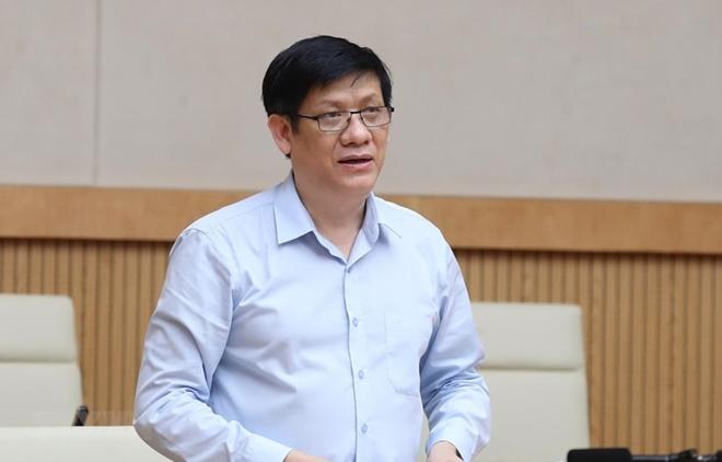 Ông Nguyễn Thanh Long Giao Thủy – Nam Định được bổ nhiệm giữ chức quyền Bộ trưởng Bộ Y tế
