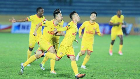 Top 6 đội bóng đắt giá nhất V.League: Bất ngờ với vị trí của Nam Định
