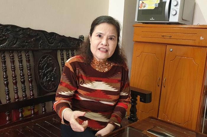 Người phụ nữ Nam Định bị ung thư bán đất mua xe chở bệnh nhân nghèo