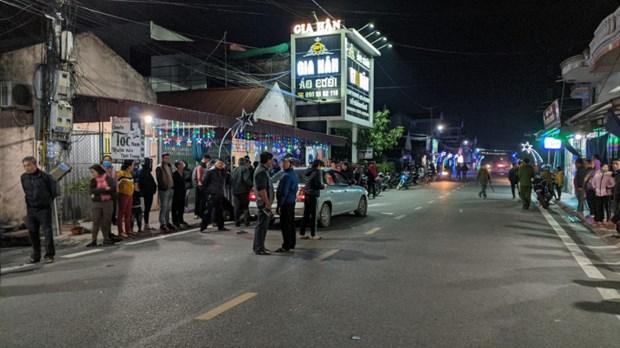 Nam Định: Tai nạn giao thông nghiêm trọng làm 5 người bị thương