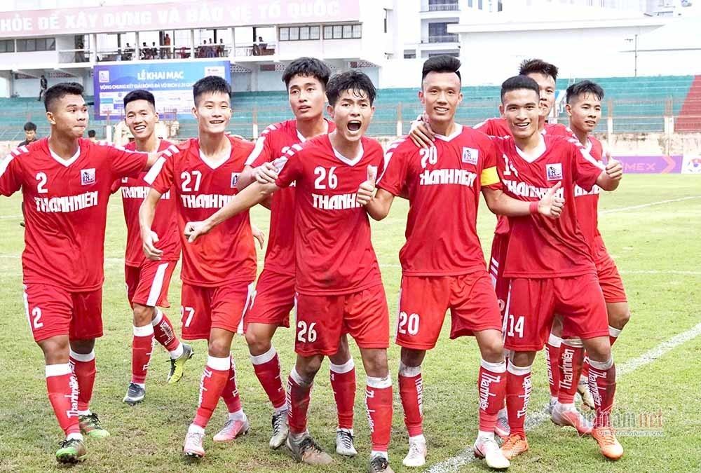 Học trò thầy Park toả sáng, U21 Nam Định thắng trận ra quân