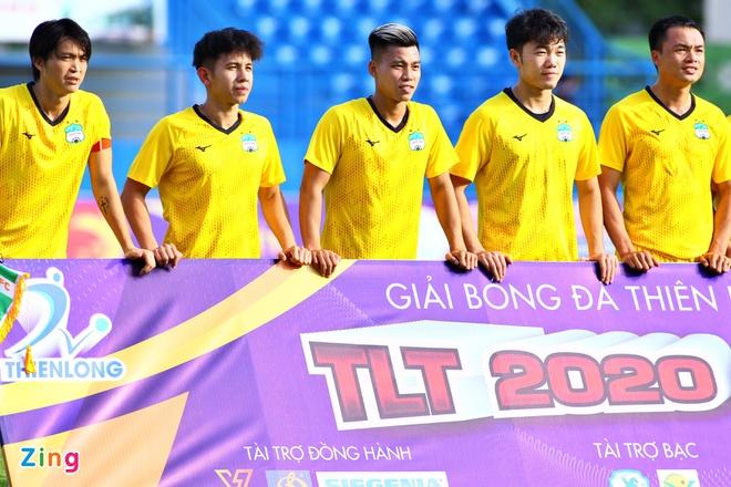 Vì sao 9 tuyển thủ quốc gia không thể giúp HAGL thắng Nam Định?
