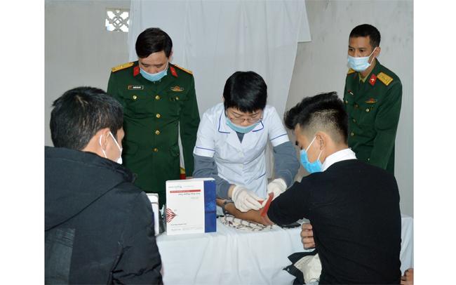 Nam Định Quyết tâm hoàn thành tốt công tác tuyển quân năm 2021