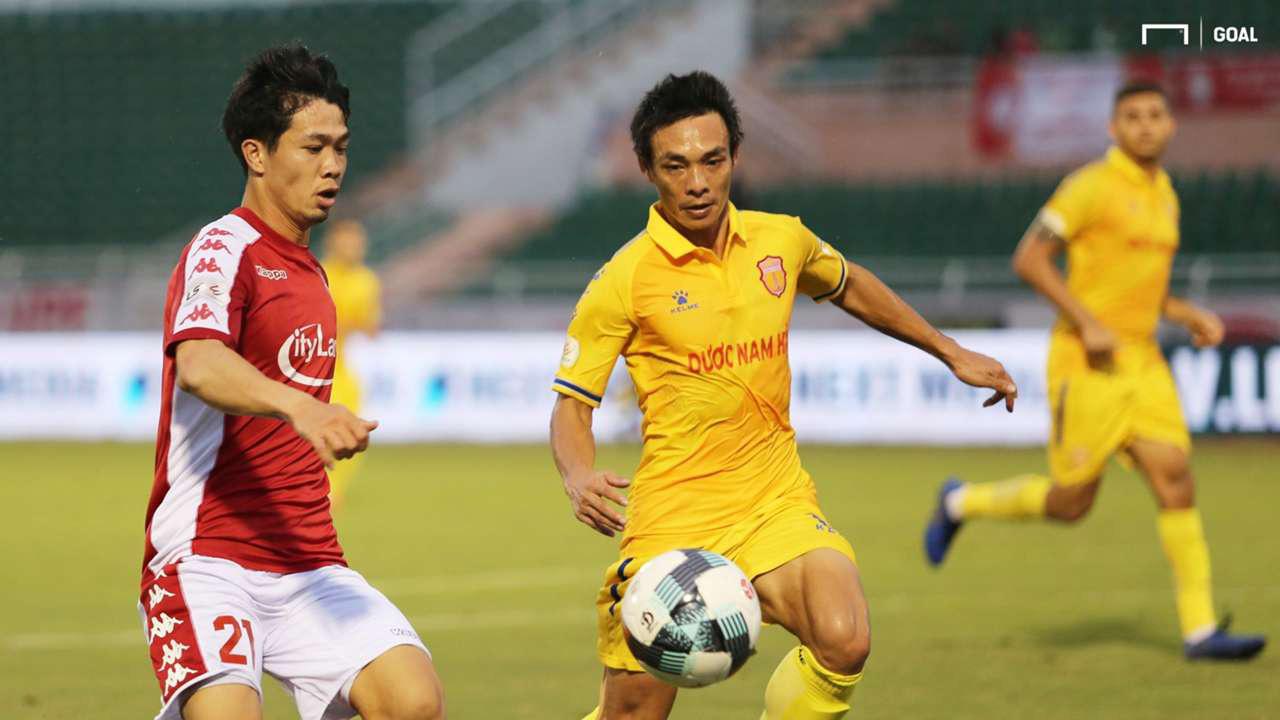 Phùng Văn Nhiên đứng đó, bóng đá Nam Định cần anh!