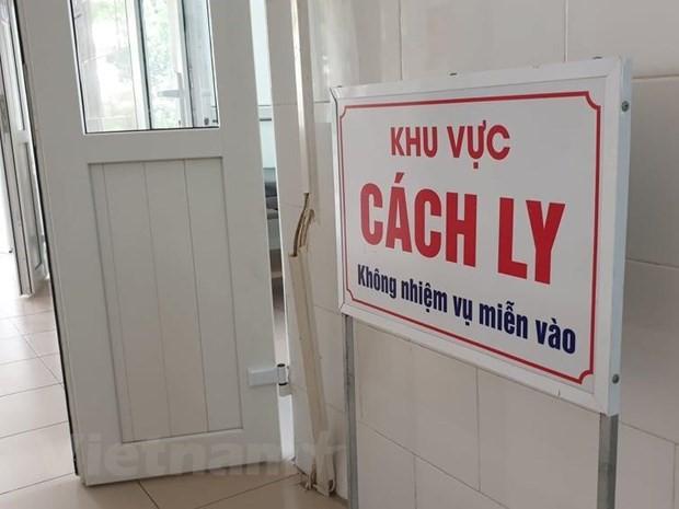 Sáng 30/4, Việt Nam thêm 3 ca lây nhiễm cộng đồng tại Hà Nội và Hưng Yên