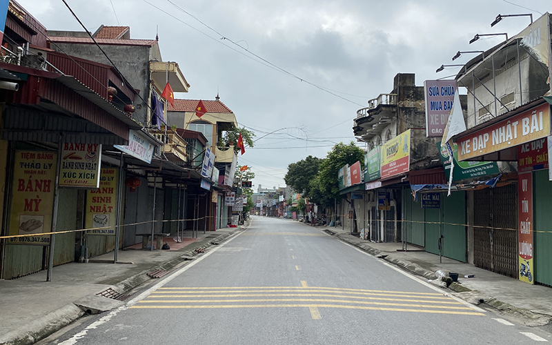 Nam Định  : Xử phạt 7,5 triệu đồng với bệnh nhân 3755 vì trốn tránh cách ly