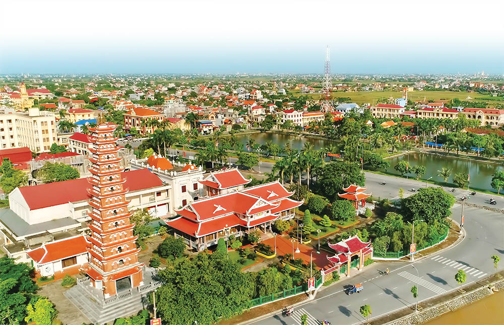 Sáu giải pháp kinh tế đưa Nam Định trở thành tỉnh phát triển khá