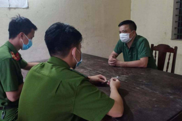 Đánh công an vì bị nhắc đeo khẩu trang ở Nam Định