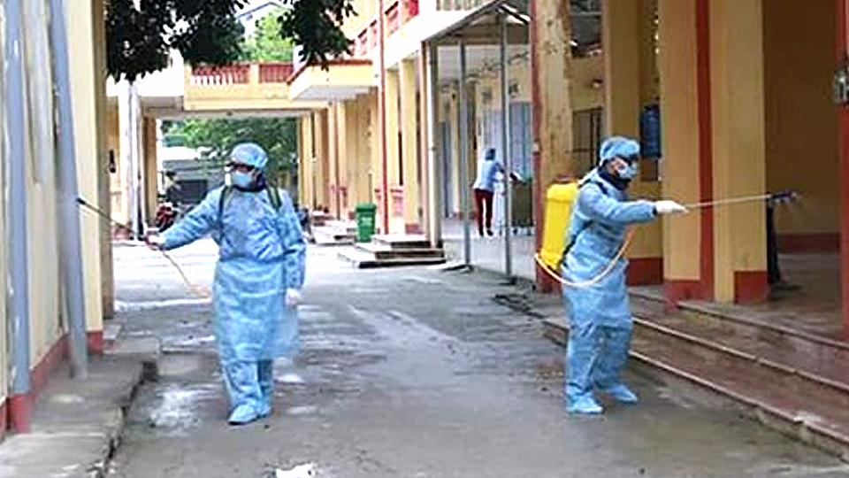 Nam Định : Công điện về việc tiếp tục tăng cường thực hiện phòng, chống dịch COVID-19