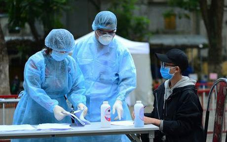 Sáng 6/5, thêm 8 ca mắc COVID-19 tại Bệnh viện Bệnh Nhiệt đới TW cơ sở Đông Anh