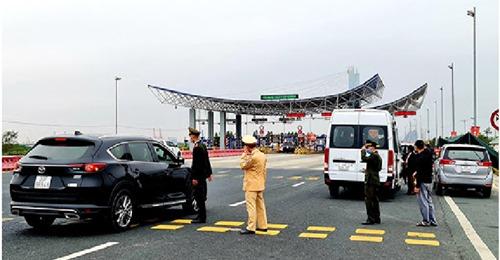 Nam Định : Tạm dừng hoạt động vận tải khách từ một số địa bàn có dịch về tỉnh và ngược lại