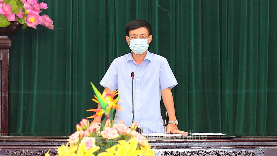Nam Định: Từ 12h ɴɡày 21/07 ɴɡười vào tỉnh Nam Định phải có kết quả xét nghiệm âm tính với СᴏᴠɪԀ-19