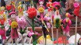 Nghề nặn tò he truyền thống ở thôn Hà Dương