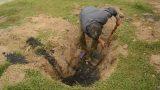 Nam Trực: Chất thải nguy hại được chôn lấp bất thường