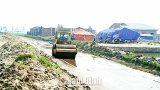 Đẩy nhanh tiến độ xây dựng hạ tầng các khu đô thị trung tâm huyện