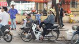 Nhọc nhằn nữ tài xế xe ôm Nam Định