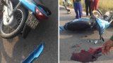 Nam Định: Va chạm giao thông trên đường đi khám bệnh, 2 người đi xe máy tử vong tại chỗ