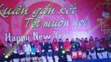 Nam Định: Nhiều công đoàn cơ sở Cty tổ chức Tết Sum vầy cho người lao động