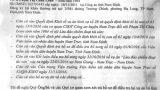 Huyện Nam Trực, tỉnh Nam Định: Cáo trạng có bỏ lọt tội phạm?