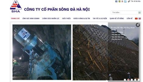 Sông Đà Hà Nội trúng gói thầu lớn tại Nam Định