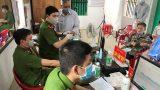 Nam Định: Khen thưởng các tập thể, cá nhân có thành tích trong cấp căn cước công dân