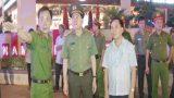 Lập chiến công giữ bình yên Thành Nam
