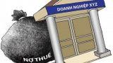 Cục Thuế Nam Định công khai 167 doanh nghiệp nợ thuế