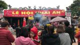 Đền Trần (Nam Định) đông nghẹt người dịp đầu năm Canh Tý
