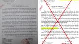 Lan truyền văn bản giả của UBND tỉnh Nam Định về dịch Covid-19 gây hoang mang