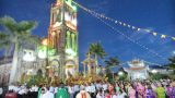 Nhà thờ Giáo họ Trung Lễ – Xuân Trường Nam Định