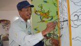Gặp người đàn ông có bộ móng dài hơn 50cm ở Nam Định