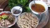 Gỏi nhệch Giao Thủy Nam Định