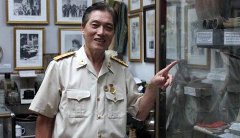 Nam Định: Người lưu giữ ký ức chiến tranh