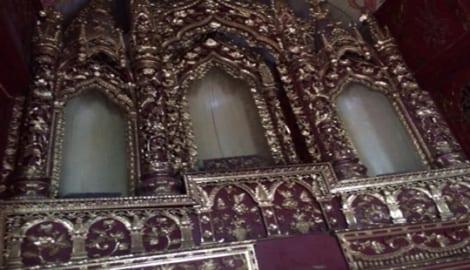 Nam Định: Nhà thờ bị mất cổ vật dịp cận Tết