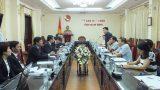 Báo Nông nghiệp Việt Nam và tỉnh Nam Định tăng cường công tác phối hợp tuyên truyền