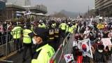 Hàn Quốc: Số ca nhiễm COVID-19 đã lên tới 433, Seoul không còn an toàn